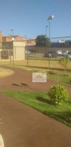 Apartamento com 2 dormitórios à venda, 56 m² por R$ 265.000,00 - Planalto Verde - Ribeirão - Foto 8