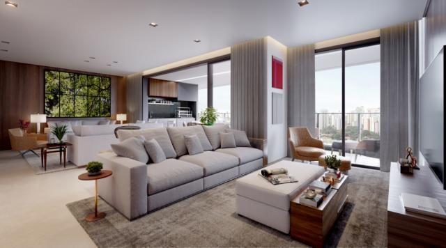 Apartamento à venda com 4 dormitórios em Brooklin, São paulo cod:AP6168-INC - Foto 6