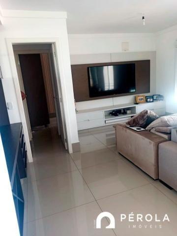 Apartamento à venda com 3 dormitórios em Setor marista, Goiânia cod:V5268 - Foto 16