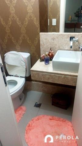 Apartamento à venda com 3 dormitórios em Setor marista, Goiânia cod:V5268 - Foto 7