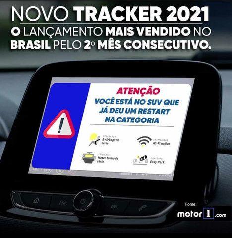 Nova Tracker LTZ Aut 2022 - Motor 1.0 Turbo 116 cvs - A Suv Mais Vendida do Brasil - 0 Km - Foto 16