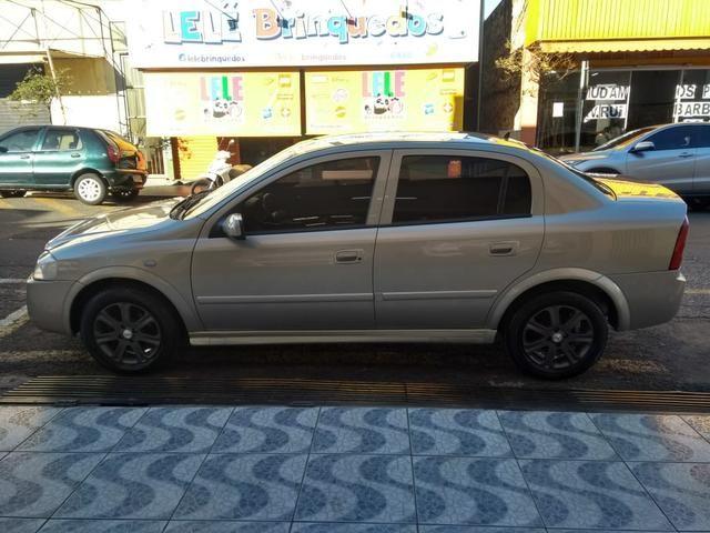 Astra Sedan 2005 a álcool original Lindo (JR VEÍCULOS) - Foto 4