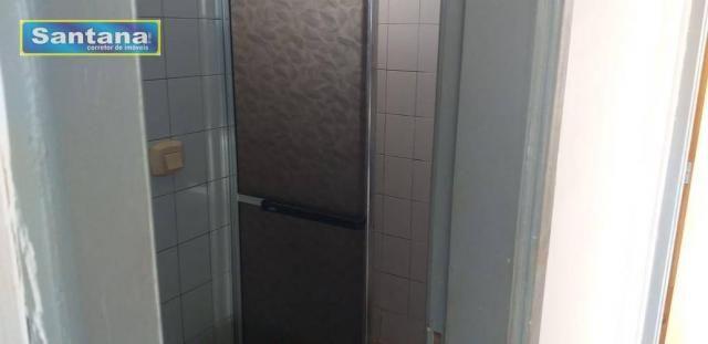 Apartamento com 2 dormitórios à venda, 58 m² por R$ 105.000,00 - Bandeirantes - Caldas Nov - Foto 7