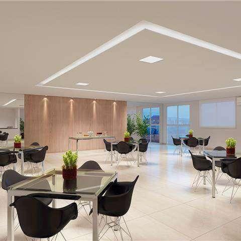 Collinas Italianas - Siena - Apartamento de 2 quartos em Campo Grande, MS - ID 3834 - Foto 4