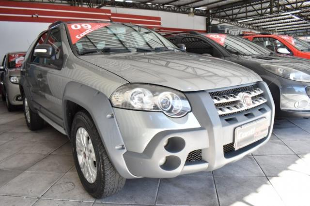 Fiat palio weekend 2009 1.8 mpi adventure locker weekend 16v flex 4p manual - Foto 9