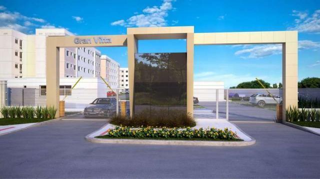 Gran Vitta - Apartamento com ótima localização no Setor Progresso em Goiânia, GO - ID3785