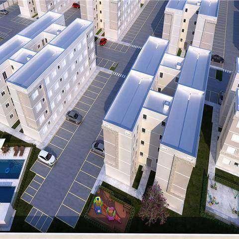 Parque Terni - Apartamento 2 quartos em Taubaté, SP - ID3966 - Foto 4