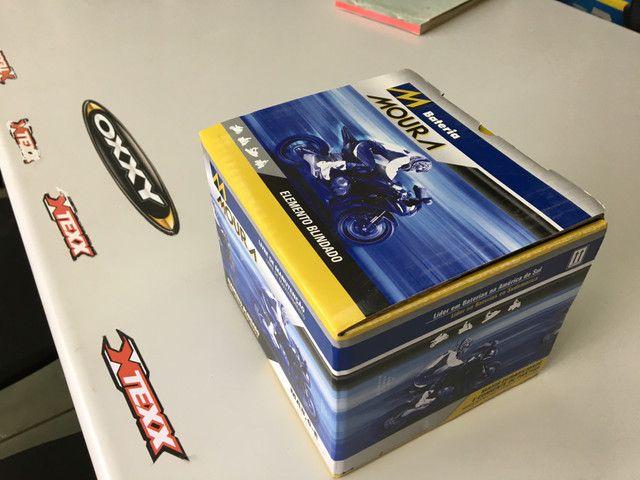 Bateria Moura para motos ma8,6-e hornet R1 cb1000com entrega em todo Rio - Foto 4