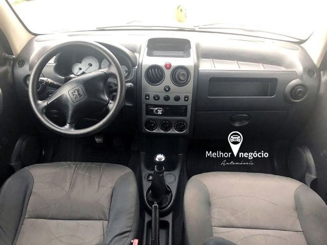 Peugeot Partner Van 1.6 5P Flex Cinza - Foto 11