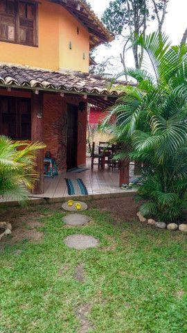 MG Casas Espetaculares. Duas no mesmo Lote em Arraial D' ajuda em Porto Seguro-BA - Foto 12