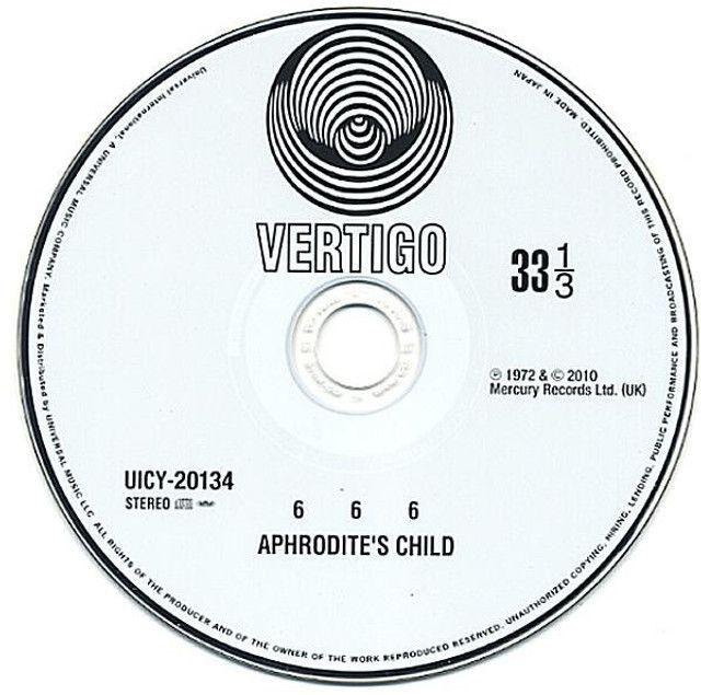 Aphrodite's Child - 666 02CDs - Foto 5