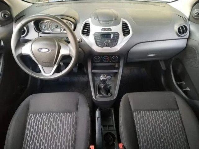 Ford Ka 1.5 SE 16V FLEX 4P MANUAL - Foto 4