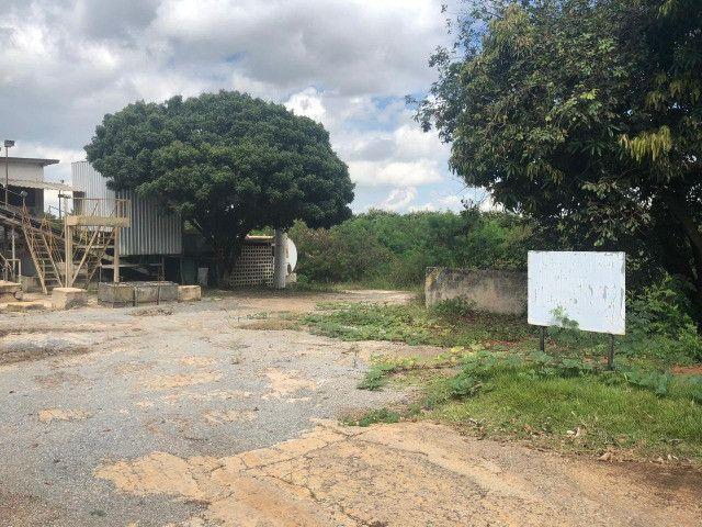 Terreno 6480 m2 Pato de Minas,Usina concreto e cimento com  - Foto 10