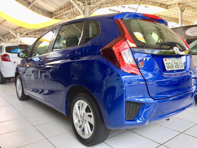 Honda Fit Automático 1.5 2015/2015 Flexone - Apenas 49.000 KM - Foto 5