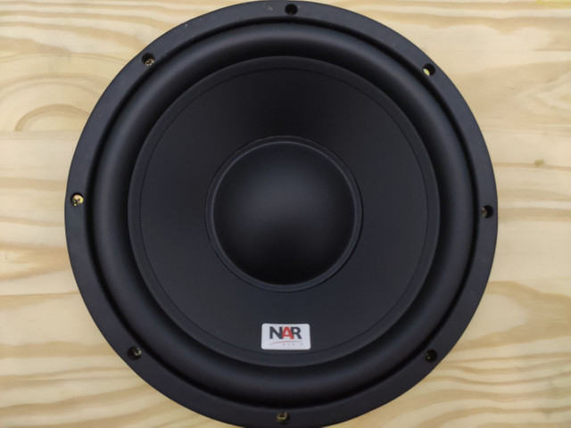 "Subwoofer 10"" NAR Audio"