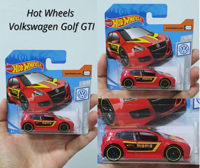 Hot Wheels Golf GTI Volkswagen - Foto 3