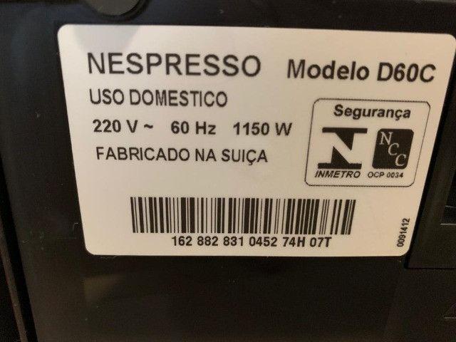 Maquina de Café Nespresso - Foto 3