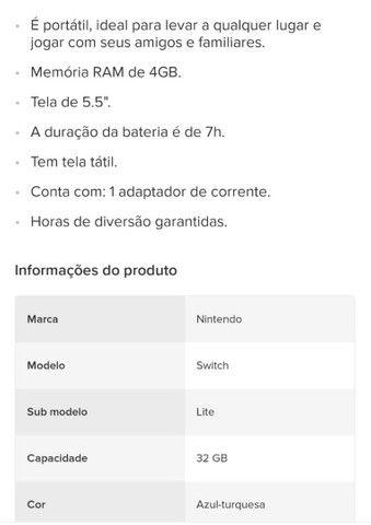 Game Nintendo switch lite  - Foto 3