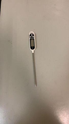 Termômetro agulha digital - Foto 4