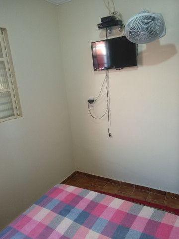 Chalé 2 dormitórios, churrasqueira, mobiliado - Foto 20