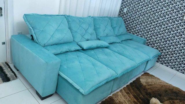 Fabricação e reforma de sofá  - Foto 5
