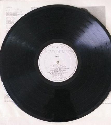LP Vinil João Caetano 1982 - Foto 4