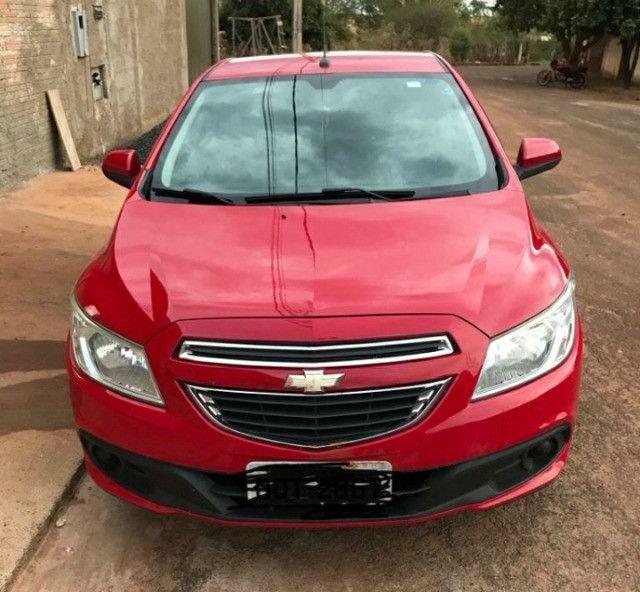 Vendo onix Chevrolet em perfeito estado