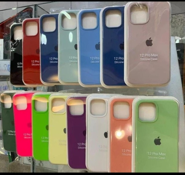 Case iPhone original atacado