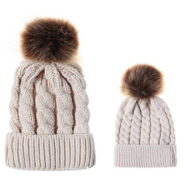 Chapéus de algodão de malha infantis, chapéus quentes e confortáveis de algodão - Foto 6