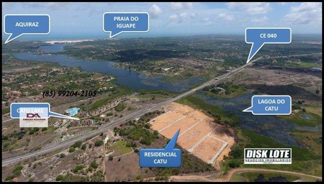 =§ Loteamento aberto, localizado às margens da Lagoa do Catu! - Foto 9
