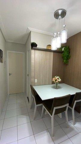 V2053 - Vendo excelente apartamento no Ed. Navegantes de 62 m² - Jacarecanga  - Foto 4