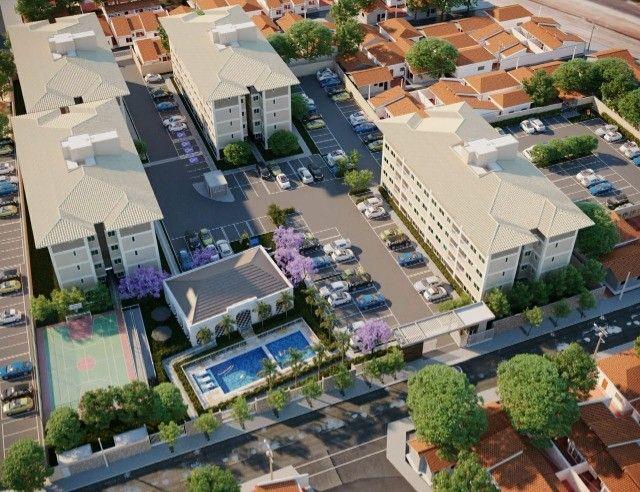 Apartamentos de 2 ou 3 quartos na Parangaba. Com elevador, lazer, segurança para você - Foto 4