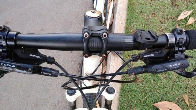 Bicicleta MTB 29 Full Suspension - Foto 6