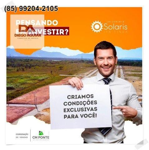 Solaris Loteamento em Itaitinga-Gererau &¨%$# - Foto 8