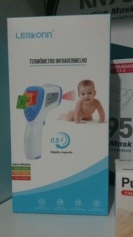 Termômetro infravermelho top - Foto 2