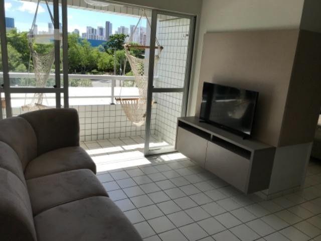 Apartamento para Locação em Recife, Boa Viagem, 2 dormitórios, 1 suíte, 1 banheiro, 1 vaga - Foto 3