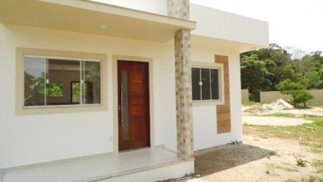 Casa nova 2 Qts em Bacaxá, Aceita Financiamento - Foto 2