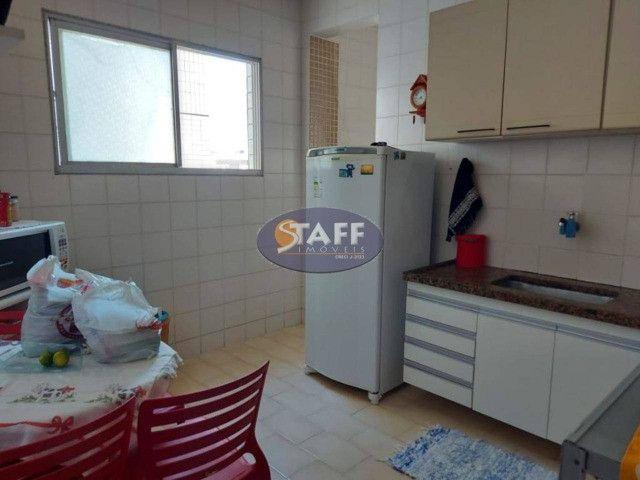 AZ-Apartamento com 3 quartos para alugar, 190 m² - Algodoal - Cabo Frio/R - Foto 4