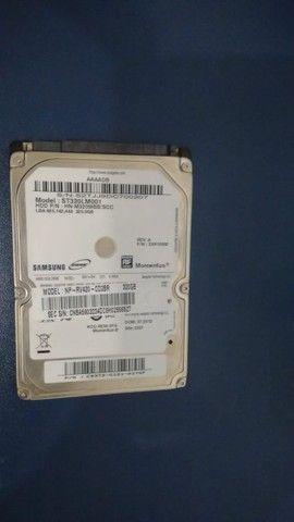 Hd Notebook Original Samsung Rp-r430-jas1br 320gb - Foto 2