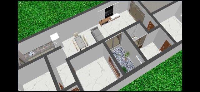 Imóvel coZinha, quarto e banheiro área 15x40 - Foto 16