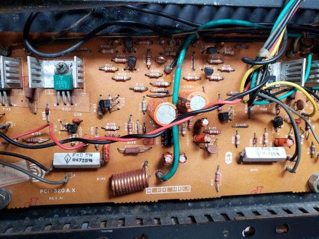 Amplificador Gradiente HA II - Foto 5