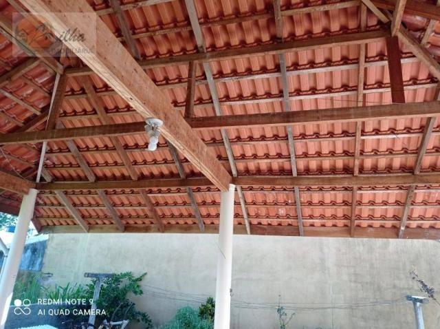 Casa com 3 dormitórios à venda, 100 m² por R$ 330.000,00 - Do Ubatuba - São Francisco do S - Foto 12