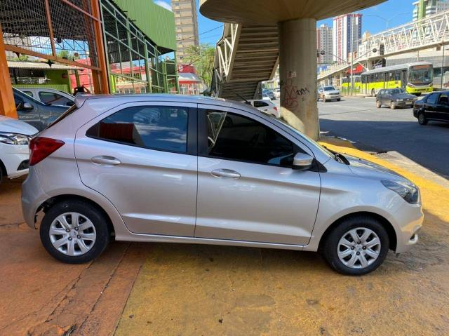 Ford Ka Se 1.5 2015 / Ipva 2021 pago - Foto 4