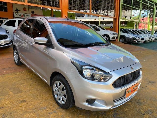 Ford Ka Se 1.5 2015 / Ipva 2021 pago - Foto 3