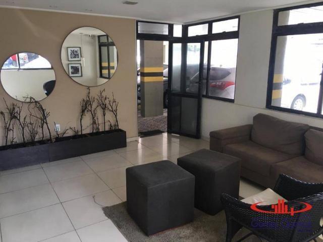 Apartamento com 3 dormitórios para alugar, 129 m² por R$ 1.400/mês - Dionisio Torres - For - Foto 9