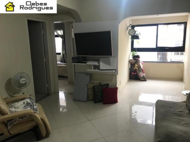 Oportunidade 2 qts com área de lazer completa na Praia do Morro - Foto 8