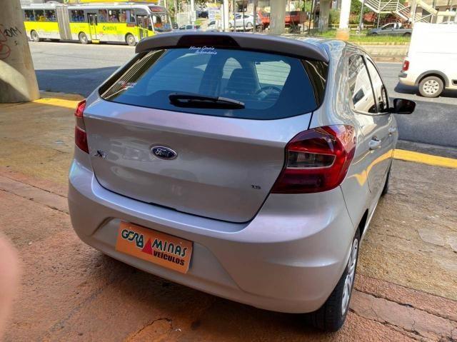 Ford Ka Se 1.5 2015 / Ipva 2021 pago - Foto 10