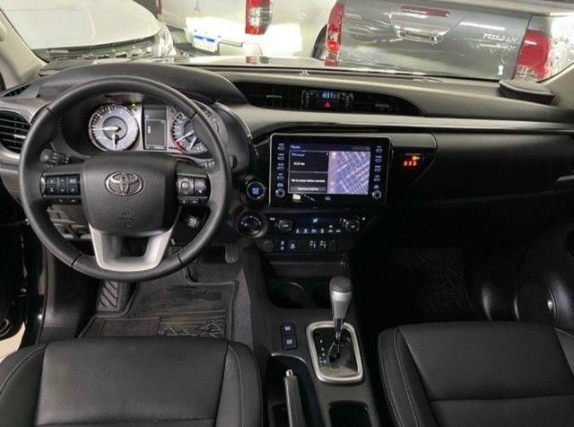 Toyota Hilux CD SRX 4×4 2.8 TDI 16V DIESEL AUTO. - Foto 4