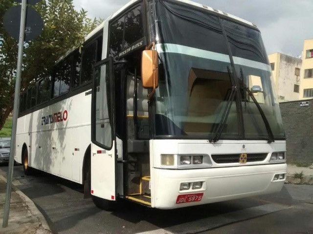 Ônibus rodoviário com banheiro - Foto 5
