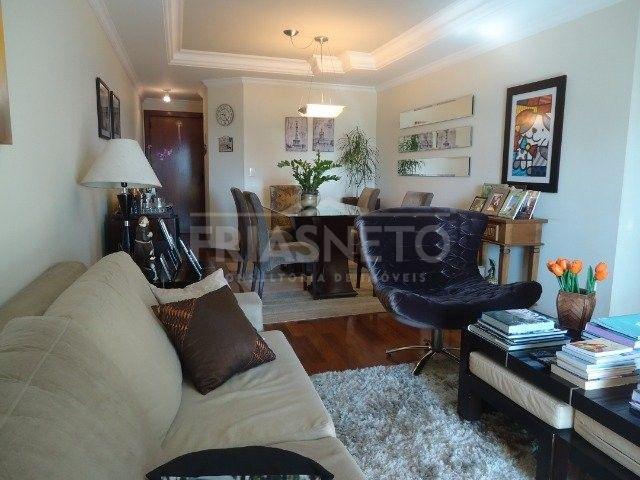 Apartamento à venda com 3 dormitórios em Alto, Piracicaba cod:V135908 - Foto 2